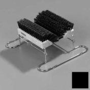 "Spectrum® Boot 'N Shoe Brush 14-3/4"" Long x 16-1/2"" Wide - Black"