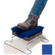 "Spectrum® Boot 'N Shoe Brush 14-3/4"" L x 16-1/2"" W, Blue"