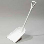 """Carlisle 41076-102 - Sparta® Foodservice / Ice Shovel, 13"""" Wide, White"""
