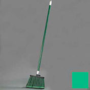 "Sparta® Spectrum® Duo-Sweep® Polypropylene Angle Broom 56"" Long - Green - Pkg Qty 12"
