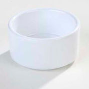 Carlisle 41202 - Straight Sided Ramekins Ramekin 3 Oz. Bone White - Pkg Qty 48