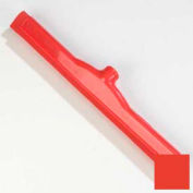 "Spectrum® Plastic Hygienic Squeegee 18"" - Red - 4156705 - Pkg Qty 6"