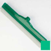"Spectrum® Plastic Hygienic Squeegee 18"" - Green - 4156709 - Pkg Qty 6"