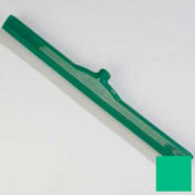"Spectrum® Plastic Hygienic Squeegee 24"" - Green - 4156809 - Pkg Qty 6"
