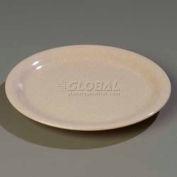 "Carlisle 4300871 - Durus® Narrow Rim Pie Plate, 6-9/16"", Sand - Pkg Qty 48"