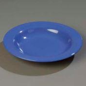 """Carlisle 4303414 - Durus® Pasta/Soup/Salad Bowl 11.1 Oz., 9-1/4"""", Ocean Blue - Pkg Qty 24"""