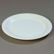 "Carlisle 4350402 - Dallas Ware® Pie Plate 6-1/2"", White - Pkg Qty 48"