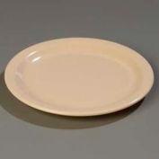 "Carlisle 4350425 - Dallas Ware® Pie Plate 6-1/2"", Tan - Pkg Qty 48"