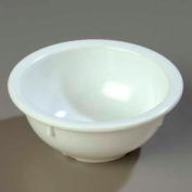 Carlisle 4352202 - Dallas Ware® Rim Nappie Bowl 14 Oz., White - Pkg Qty 24