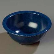 Carlisle 4352235 - Dallas Ware® Rim Nappie Bowl 14 Oz., Cafe Blue - Pkg Qty 24
