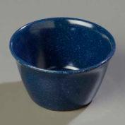 Carlisle 4354035 - Dallas Ware® Bouillon Cup 8 Oz., Cafe Blue - Pkg Qty 24