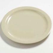 "Carlisle 4385206 - Daytona™ Dinner Plate 9"", Oatmeal - Pkg Qty 48"