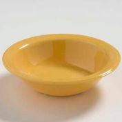 "Carlisle 4386622 - Daytona™ Fruit Bowl 4-1/2"", Honey Yellow - Pkg Qty 48"