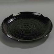 "Carlisle 4451803 - Terra™ Round Textured Platter, 18"", Black"
