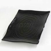 Carlisle 4452403 - Terra™ Platter,18x12, Black