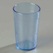 Carlisle 550154 - Stackable™ SAN Tumbler 5 Oz., Blue, Pebbled - Pkg Qty 72
