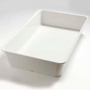"Carlisle 5552437 - Balsam™ Full Size Pan, 4"" Deep, Bavarian Cream"