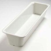 "Carlisle 5553037 - Balsam™ Half Long Size Pan 4"" Deep, Bavarian Cream - Pkg Qty 6"