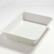 """Carlisle 5553437 - Balsam™ Half Size Pan 2-1/2"""" Deep, Bavarian Cream - Pkg Qty 6"""