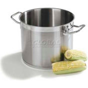 Carlisle 601109 - Versata Select™ Stock Pot, 9 Qt., Stainless Steel