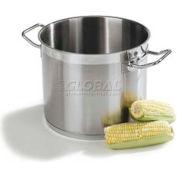 Carlisle 601132 - Versata Select™ Stock Pot, 32 Qt., Stainless Steel