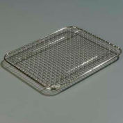 "Carlisle 602203 - Durapan™ Drain Grate, Fits Half-Size Food Pan 8-1/2"" x 10-1/2"" - Pkg Qty 6"
