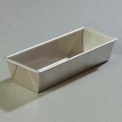 Carlisle 604174 - Steeluminum® Loaf Bread Pan 73.8 Oz. - Pkg Qty 12