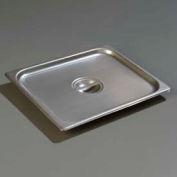 "Carlisle 607120C - Durapan™ One Half-Size Solid Cover 10-3/8"" x 12-3/4"" - Pkg Qty 6"