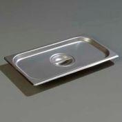 "Carlisle 607130C - Durapan™ One-Third Size Solid Cover 6-7/8"" x 12-3/4"" - Pkg Qty 6"