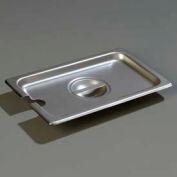 "Carlisle 607140CS - Durapan™ One-Quarter Size Slotted Cover 6-3/8"" x 10-3/8"" - Pkg Qty 6"