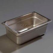 "Carlisle 607144 - DuraPan™ Light Gauge One-Qt. Size Pan, 6-3/8"" x 10-3/8"""