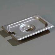 "Carlisle 607190CS - Durapan™ One-Ninth Size Slotted Cover 6-7/8"" x 4-1/4"" - Pkg Qty 6"