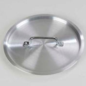 """Carlisle 61210C - Cover For 61216 12"""" Diameter x 2"""" H, Aluminum - Pkg Qty 6"""