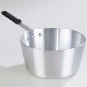 Carlisle 61702 - Tapered Sauce Pan W/Removable Dura-Kool™ Sleeves 4.5 Qt., Aluminum - Pkg Qty 6