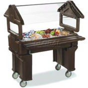 Carlisle 660008 - Six Star™ Tabletop, 4 ft, Forest Green