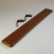 Carlisle 662101 - Six Star™ Tray Slide, Brown, 6 ft