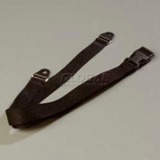 Carlisle 711203 - Booster Seat Replacement Strap, Black - Pkg Qty 12