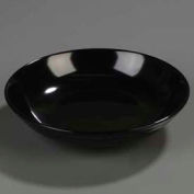 "Carlisle 791003 - Designer Displayware™ 5 Lb.. Pasta Bowl 10-1/2"", Black - Pkg Qty 4"