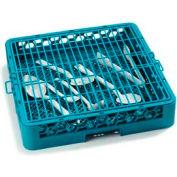 Carlisle C9314 - Opticlean™ Vinyl Coated Wire Grid, Carlisle Blue - Pkg Qty 6