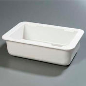 "Carlisle CM104202 - Coldmaster® 6"" Deep Full-Size Coldpan, White"