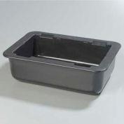 "Carlisle CM104203 - Coldmaster® 6"" Deep Full-Size Coldpan, Black"
