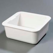"Carlisle CM104602 - Coldmaster® 6"" Deep Two-Thirds Size Coldpan, White"