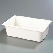 "Carlisle CM110002 - Coldmaster® 6"" Deep Full-Size Food Pan 15 Qt., White"