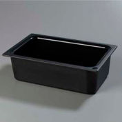 "Carlisle CM110003 - Coldmaster® 6"" Deep Full-Size Food Pan 15 Qt., Black"