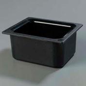 "Carlisle CM110103 - Coldmaster® 6"" Deep Half-Size Food Pan 192 Oz., Black"