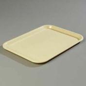 "Carlisle CT121606 - Cafe® Standard Tray 12"" x 16"", Beige - Pkg Qty 24"