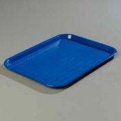 "Carlisle CT121614 - Cafe® Standard Tray 12"" x 16"", Blue - Pkg Qty 24"
