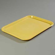 "Carlisle CT121621 - Cafe® Standard Tray 12"" x 16"", Gold - Pkg Qty 24"