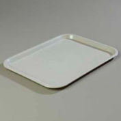 "Carlisle CT121623 - Cafe® Standard Tray 12"" x 16"", Grey - Pkg Qty 24"