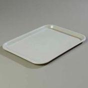 """Carlisle CT121623 - Cafe® Standard Tray 12"""" x 16"""", Grey - Pkg Qty 24"""